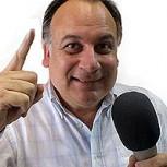 """Jorge Aedo, la historia del locutor que patentó la famosa frase """"número 1, número 1…"""""""