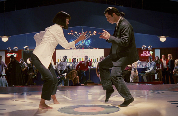 baile pulp fiction