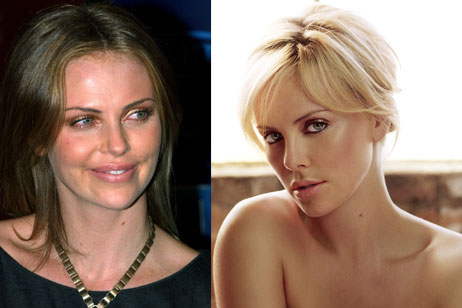 charlize-antes-y-despues