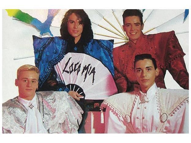 Locomía: Así se ven hoy los integrantes de la famosa banda ...