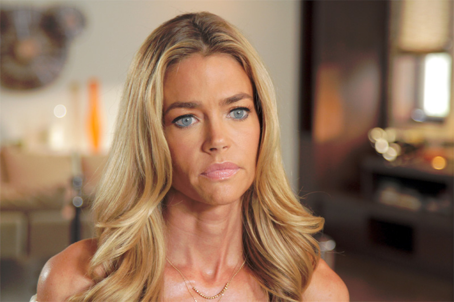 Denise Richards en la actualidad.