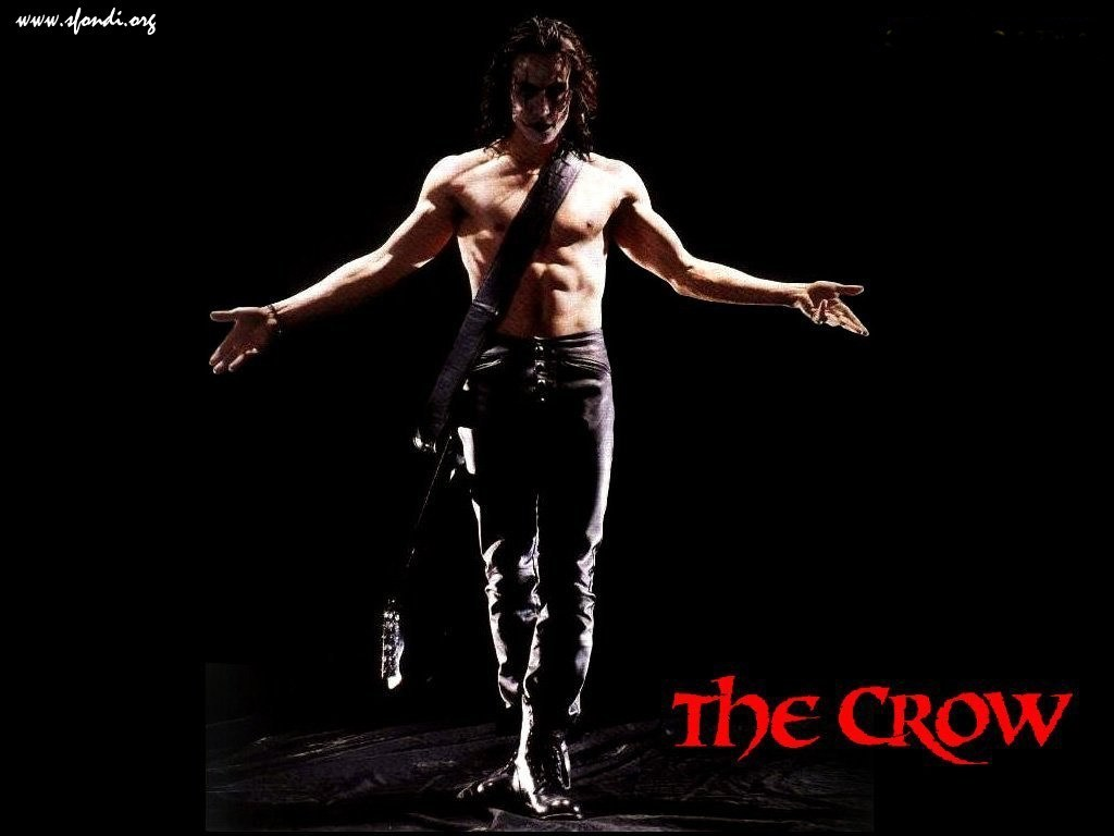 Brandon-lee-The Crow