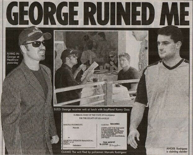 George Michael 99ruined