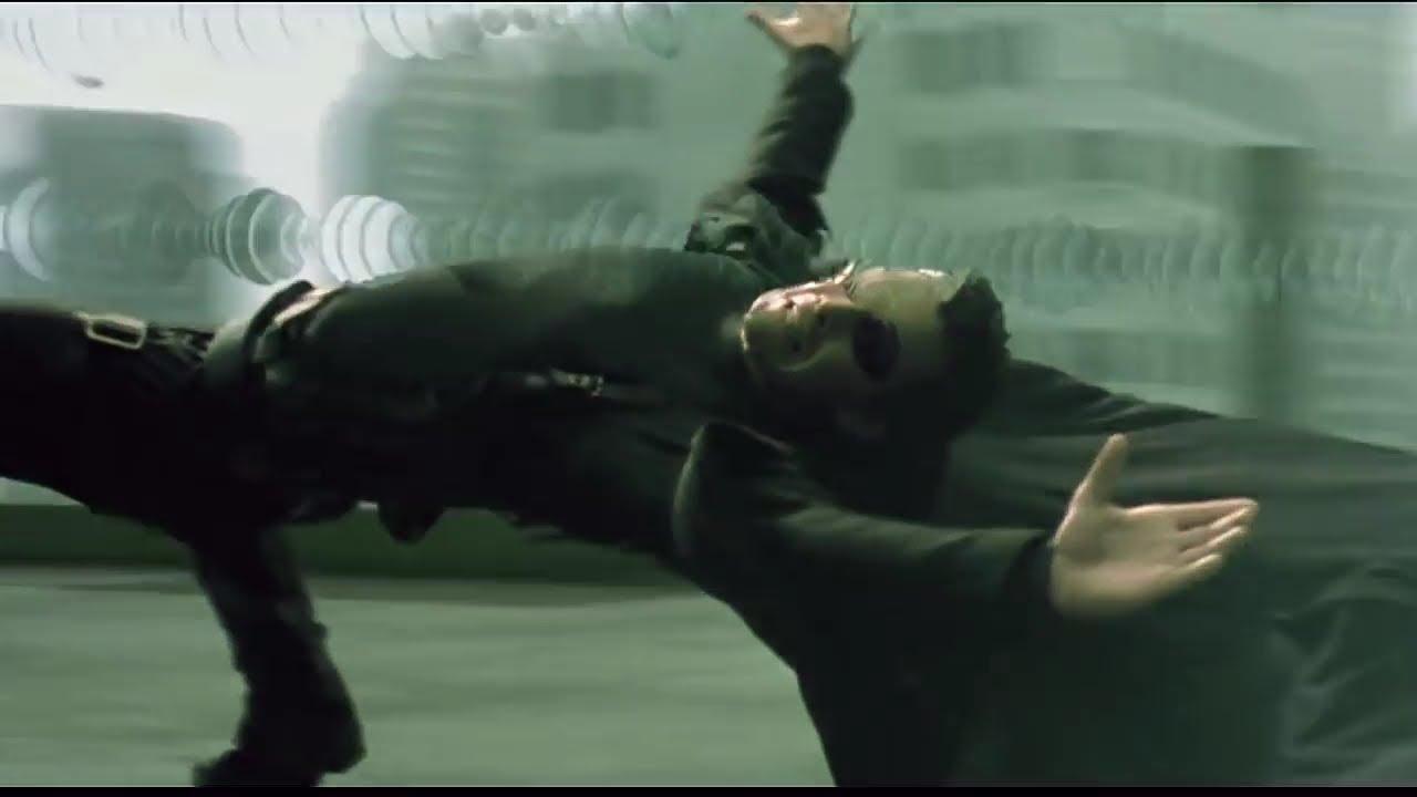 """23 fotos ocultas y extraordinarias de la película """"Matrix"""" que muy pocas  personas han visto - Guioteca"""