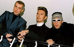 """Hallo Spaceboy"": La  canción que juntó a David Bowie y los Pet Shop Boys"
