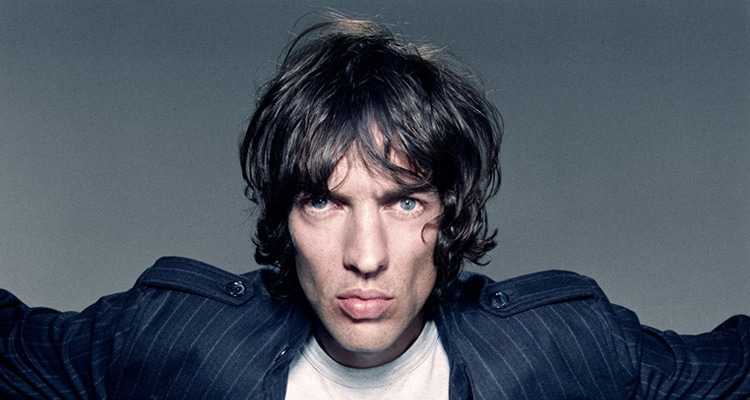 Richard Ashcroft, vocalista de The Verve.