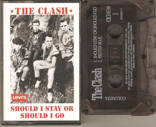 The Clash Levis
