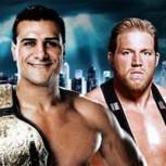 Calentando Wrestlemania: Alberto del Río vs Jack Swagger