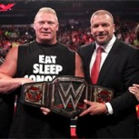 Brock Lesnar: Campeón a control remoto