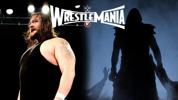 Bray Wyatt vs Undertaker en Wrestlemania 31.