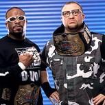 Luchadores del mes: Los Dudley Boys