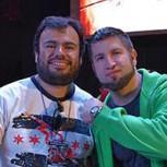 Entrevistas con Hurricane Helms y Robbie E: Dos grandes estrella de la lucha libre