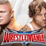 Calentando Wrestlemania: Dean Ambrose vs Brock Lesnar