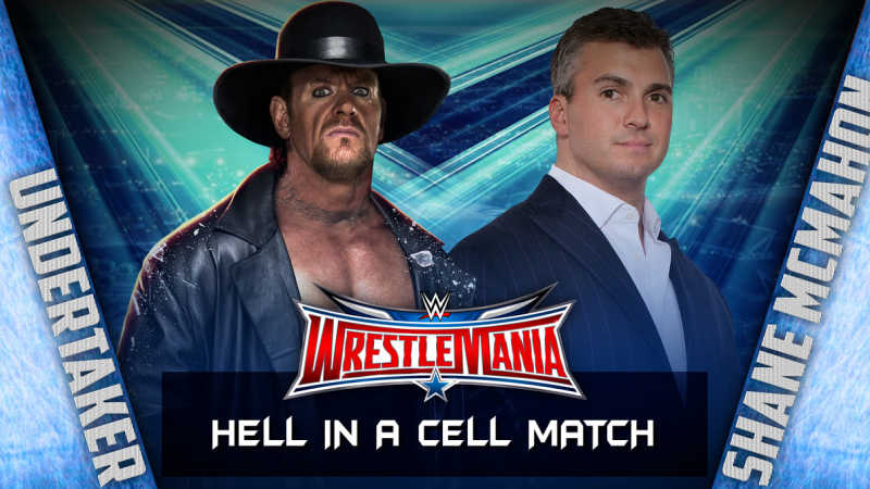 Undertaker vs Shane McMahon dentro de la Jaula Infernal en Wrestlemania.