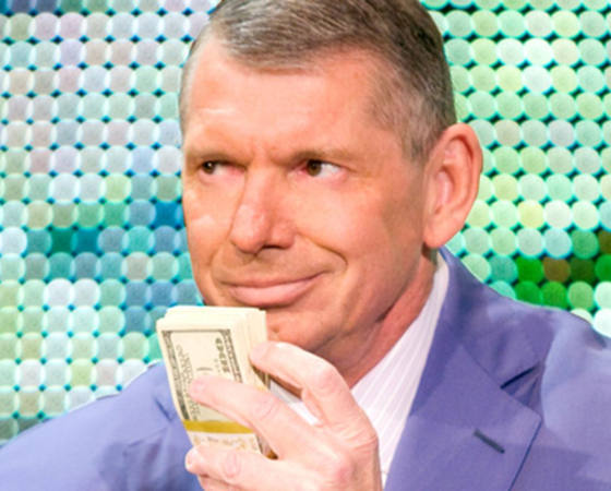 Vincent Kennedy McMahon - CEO de la WWE