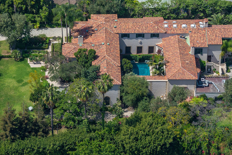Melanie Griffith and Antonio Banderas' Los Angeles Home On Sale for $16.1 Million