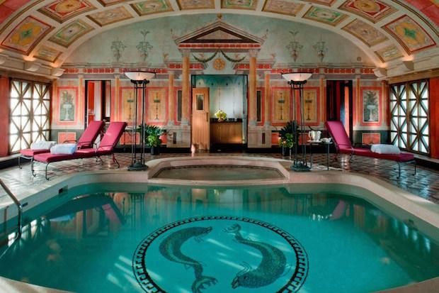 Como Son Las Habitaciones De Los Hoteles Mas Caros Del Mundo - Habitaciones-con-piscina-dentro