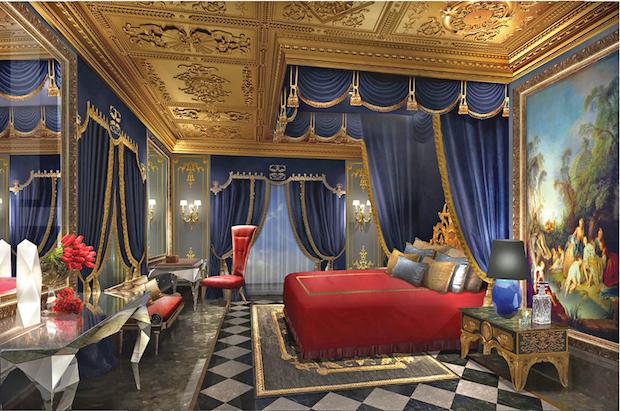 C mo son las habitaciones de los hoteles m s caros del - Piscina dentro de la habitacion ...