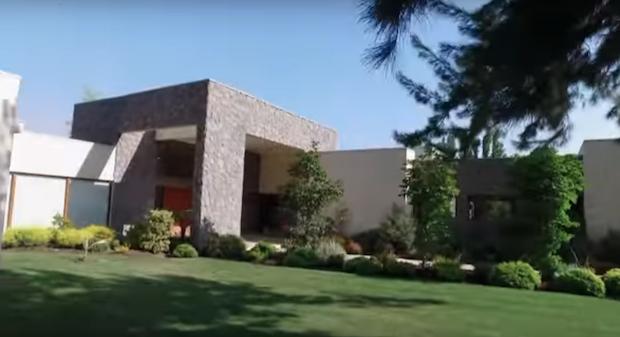 Así Son Las Impresionantes Casas De Los Famosos Chilenos Mucho