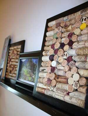 Low cost decoration cuadros con corchos manualidades y for Cuadros con corchos
