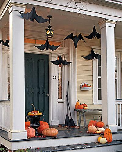 Halloween ideas para decorar la casa Manualidades y Artesana