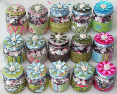 C mo hacer peque os frascos para guardar dulces - Comprar tarros de cristal pequenos ...