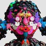 ¿Vas a botar ese juguete? ¿Y si lo hacemos escultura?