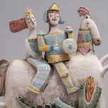 Mundos fantásticos que se expresan por medio de la cerámica