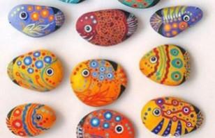Mas ideas geniales en piedras pintadas m xima creatividad for Piedras pintadas a mano paso a paso
