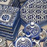 Alfarería de Fez: El azul cobalto de cerámica que deslumbra en la ciudad imperial