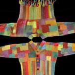 Kathryn Alexander y sus tejidos multicolores: Llamativas creaciones