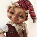 Desde Rusia, los juguetes de fieltro de Rina Bush: Vean sus creativos resultados
