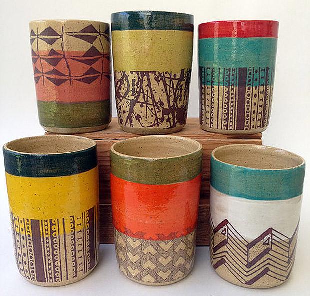 La cer mica utilitaria de cathy terepocki que podr as for Materiales para ceramica artesanal
