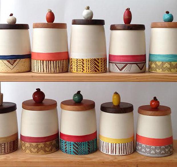 La cer mica utilitaria de cathy terepocki que podr as for Decoracion en ceramica artesanal