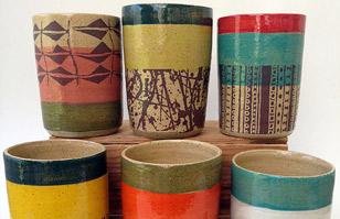 La cerámica utilitaria de Cathy Terepocki que podrías poner como adorno