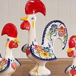 ¿Conoces el famoso gallo portugués Barcelos? Aquí te contamos su historia