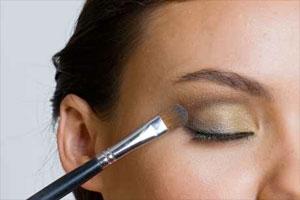 Maquillaje lentes contacto