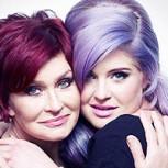 Kelly y Sharon Osbourne: Su línea de maquillaje ya está en Chile