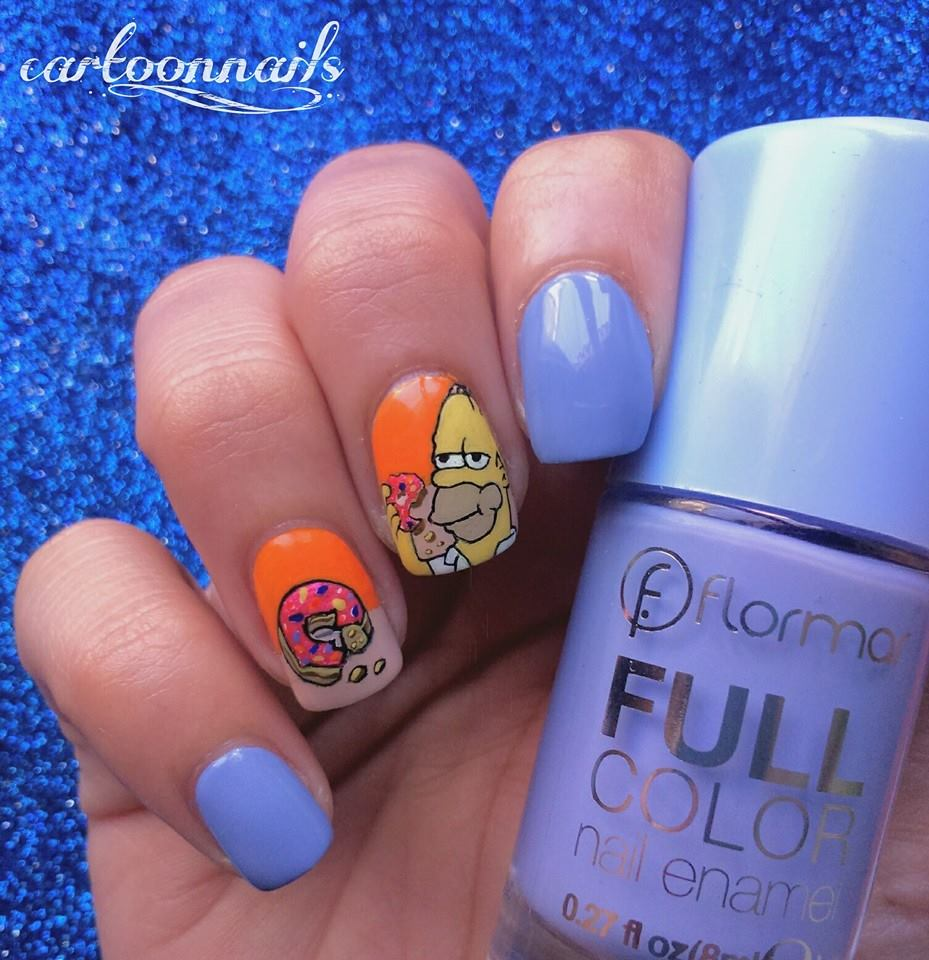 Foto: Cartoon Nails