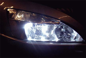 Luces autos