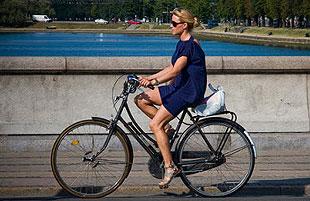 Cinco Mejores Lugares Bicicleta