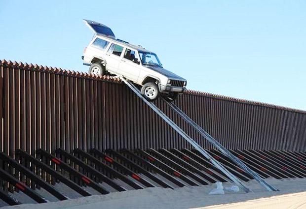 10 Formas insolitas para trasladar droga de Mexico a EEUU