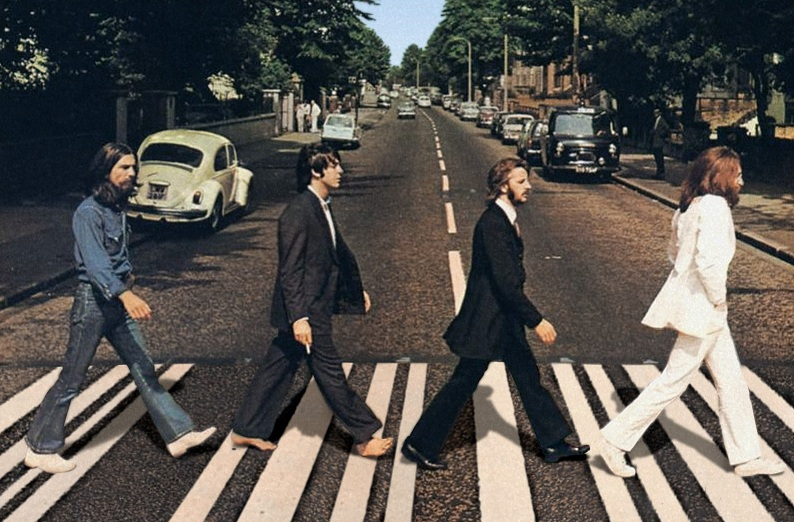Abbey-road cover