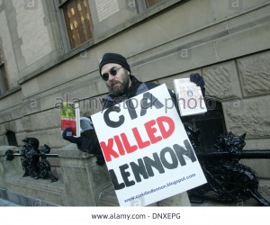 CIA Killed Lennon