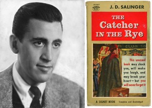 Salinger y The catcher in the rye