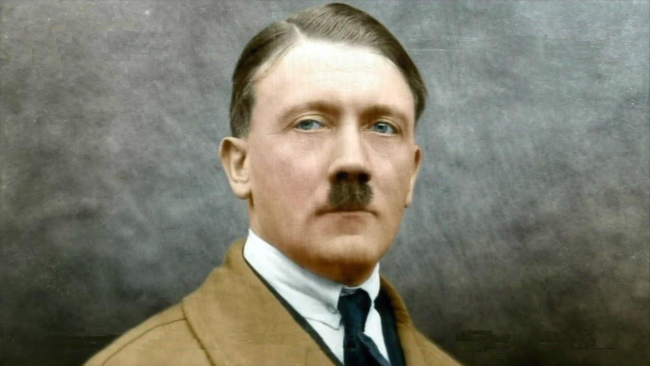 El arte de Adolf Hitler