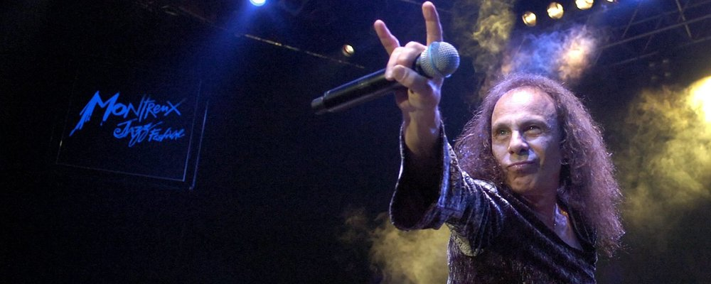 Ronnie James Dio - METAL!!! \nn//