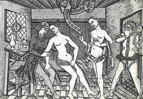 prostitutas en la edad media prostitutas en legazpi