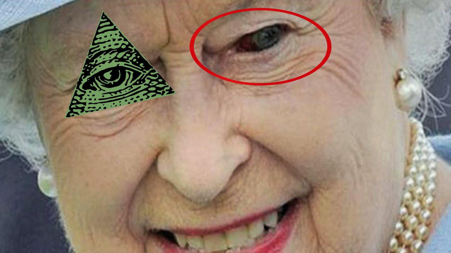 reptilianos Reina Isabel
