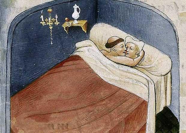 Resultado de imagen de Prostitutas y Barraganas en la Edad Media